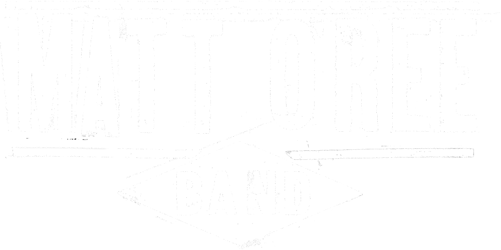 Matt O'Ree Band Logo