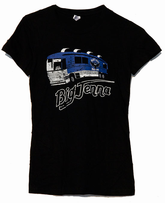 Big Jenna Girls T-Shirt